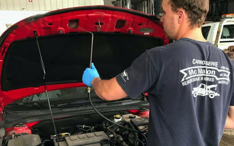 Assurez une bonne protection pour toutes les parties de votre voiture